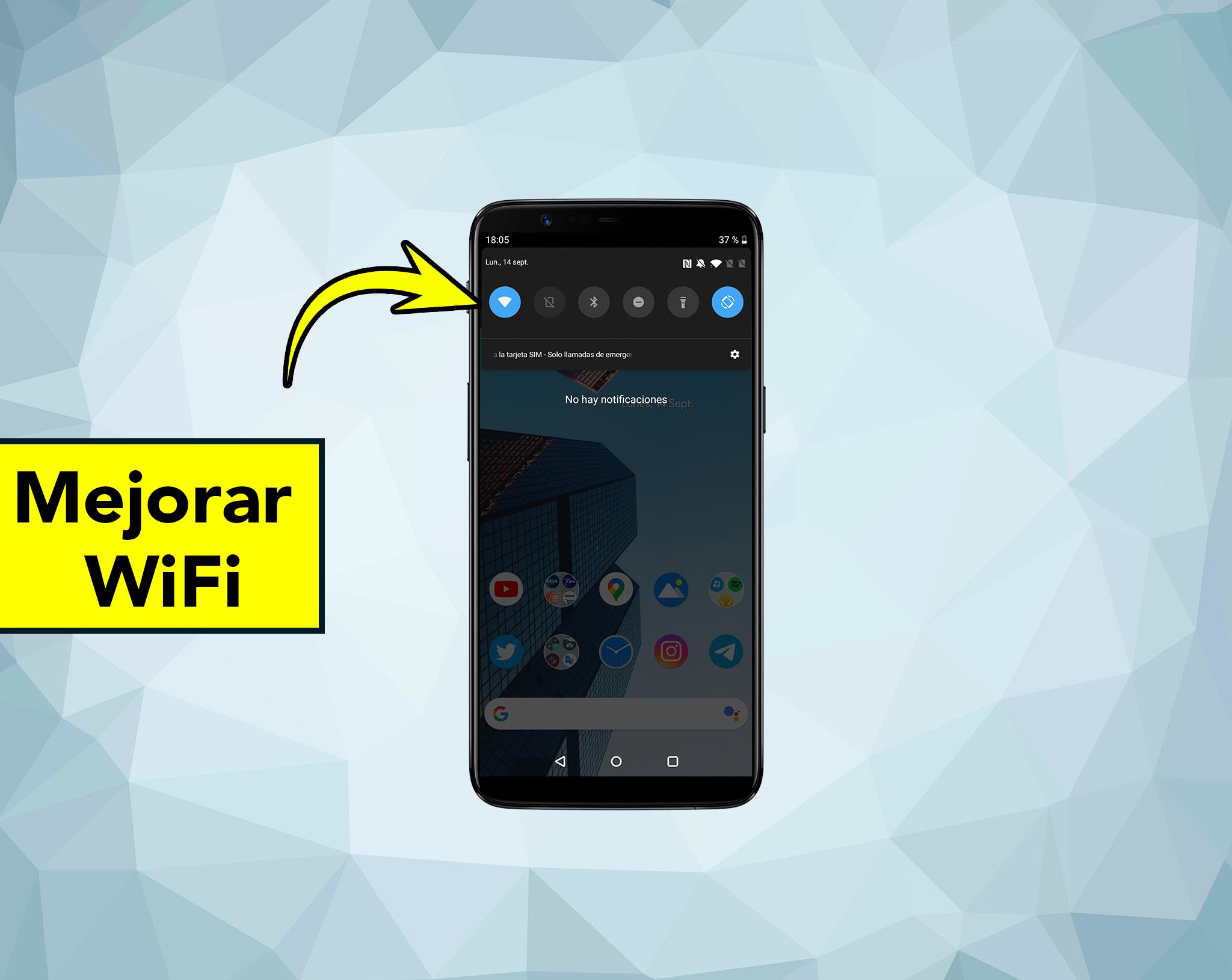 El mejor truco para mejorar el WiFi en el móvil: más velocidad y estabilidad