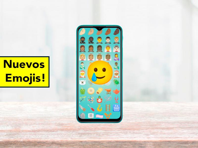 Así de sencillo es cambiar los emojis de tu móvil Android por unos más nuevos