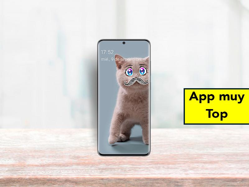 Esta aplicación para móviles Samsung es una pasada: crea tus propios fondos animados