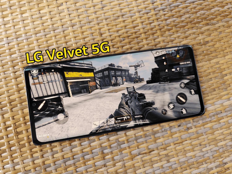 Análisis del LG Velvet 5G: un gama media de calidad con muchas carencias