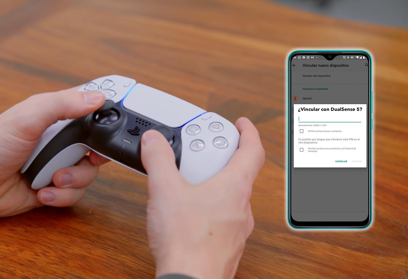 DualSense: ¿funciona el mando de la PlayStation 5 en móviles Android?