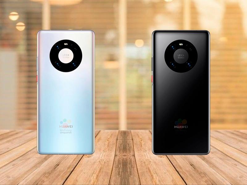 Huawei Mate 40 Pro: revelado su bonito y espectacular diseño completo