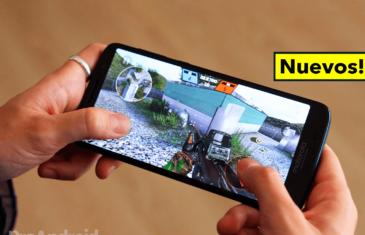 Los Juegos Android más nuevos que puedes descargar: 12 gratis y adictivos