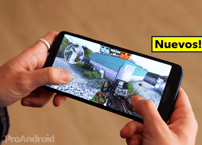 Nuevos Juegos para Android GRATIS que debes descargar ahora mismo