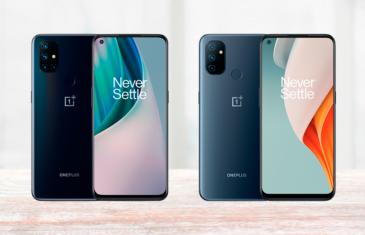 OnePlus Nord N10 5G y OnePlus Nord N100: los gama media más baratos de OnePlus