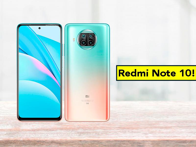 Xiaomi Redmi Note 10 y Note 10 Pro: así serán los sustitutos de los Redmi Note 9