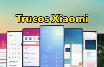 4 trucos para tu móvil Xiaomi que deberías probar