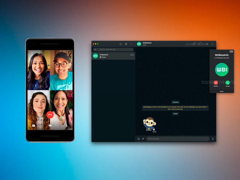 WhatsApp Web: las llamadas y videollamadas son una realidad