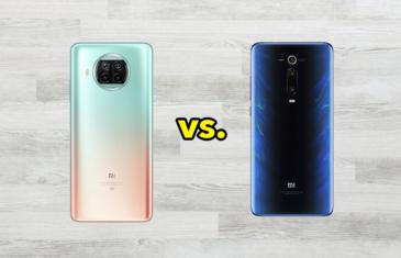 Xiaomi Mi 10T Lite vs Xiaomi Mi 9T, ¿merece la pena el cambio?