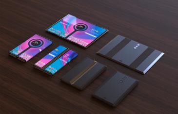 El móvil plegable de Xiaomi es un Galaxy Fold 2 con mejoras