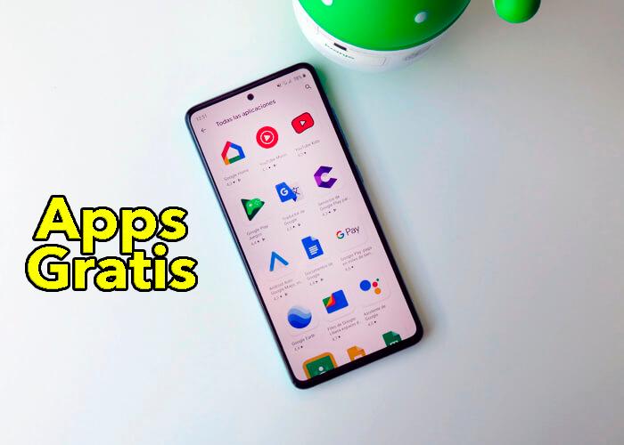 Descarga estas 24 Aplicaciones Android Gratis solo por tiempo limitado