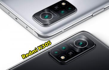 Xiaomi Redmi K30S, el móvil Xiaomi más brutal con pantalla 144 Hz y SD865