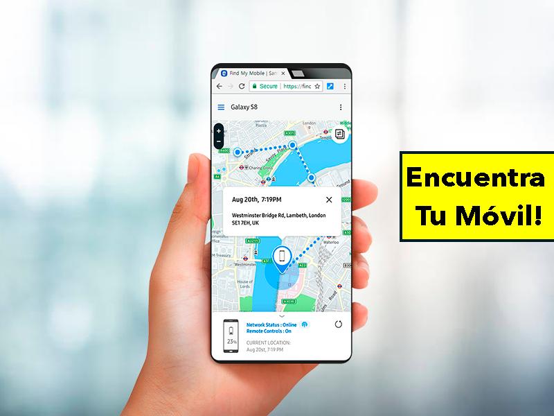 Cómo encontrar el móvil si está desconectado: esto es lo que debes hacer