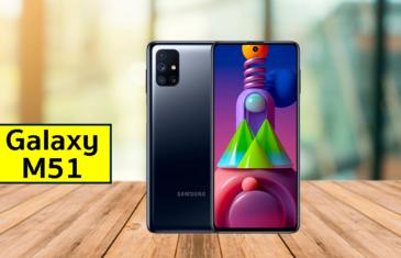Samsung Galaxy M51: 3 motivos para comprarlo y 2 para no hacerlo