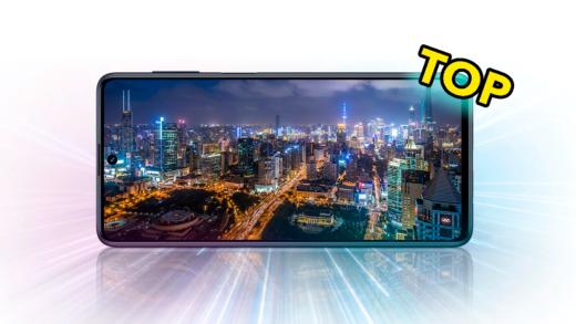 Los móviles con mejor pantalla de 2020: ranking actualizado