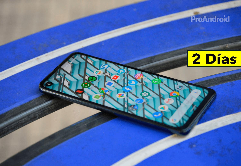 Este móvil Motorola tendrá la batería más grande: autonomía para dos días