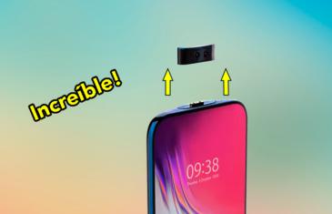 El espectacular móvil con cámara magnética y portátil que te dejará con la boca abierta