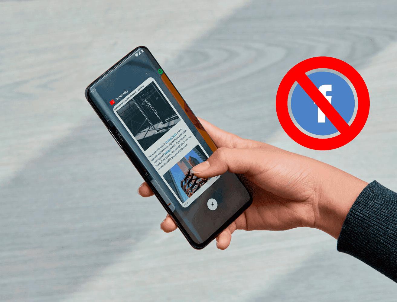 La mejor noticia para los móviles OnePlus: adiós a las aplicaciones preinstaladas de Facebook