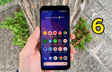 6 móviles pequeños con Android: las alternativas al iPhone 12 Mini