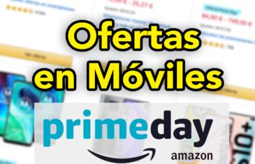 Las mejores ofertas en móviles de hoy: Amazon Prime Day