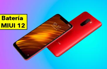 Problemas de batería en MIUI 12: algunos móviles Xiaomi agotan su batería muy rápido