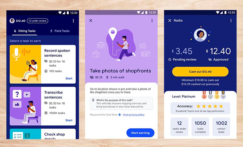 Google Task Mate: ¿Cómo funciona la app que paga por hacer tareas
