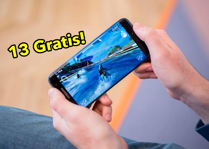 Todos estos Juegos para Android están gratis por poco tiempo