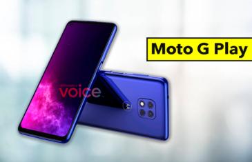 Motorola Moto G Play 2021: procesador, batería, pantalla…