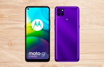 Nuevo Motorola Moto G9 Power: mucha batería, hardware de gama media y bajo precio