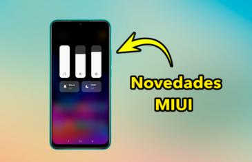 Novedades para tu móvil Xiaomi: nuevo menú de encendido y controles de volumen