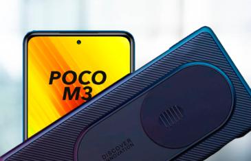 POCO M3, este es el diseño del próximo móvil estrella de Xiaomi