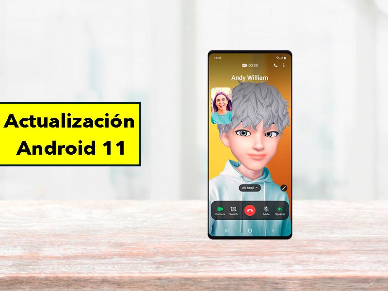 Actualización para tu móvil Samsung: One UI 3.0 ya está en marcha