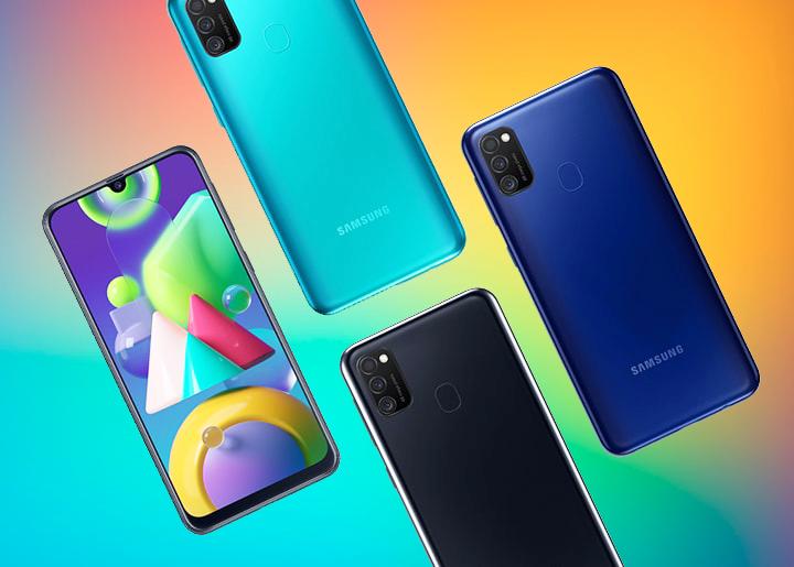Nuevo Samsung Galaxy M21s, un gama media con pantalla grande y buena batería