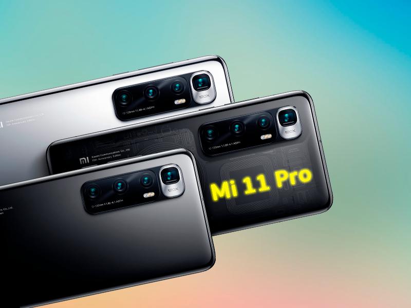 El Xiaomi Mi 11 Pro va directo a por el Galaxy S21: podría ser más barato y mejor