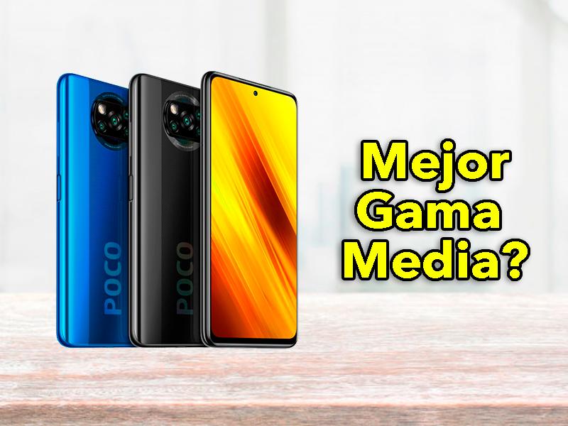 Xiaomi POCO M3, filtrado el nuevo móvil barato con Snapdrago 662 y mucha batería