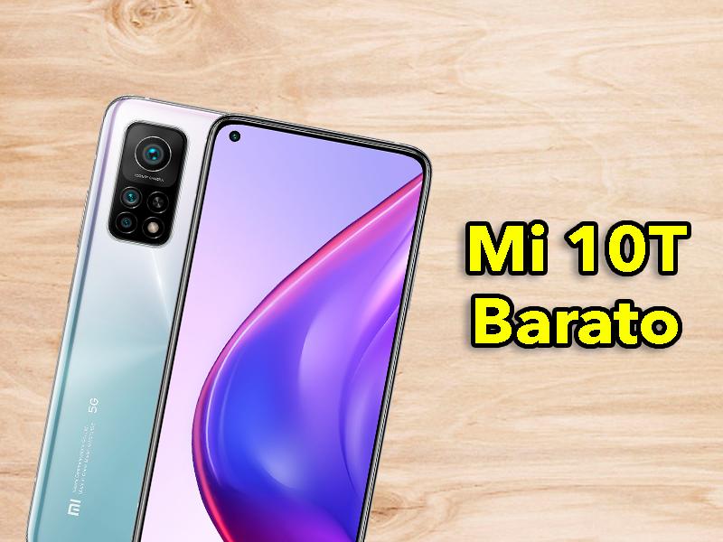 Ya puedes comprar el Xiaomi Mi 10T al mejor precio: con garantía y soporte