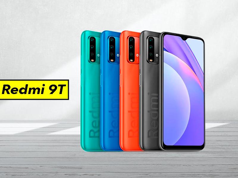 Este es el Xiaomi Redmi 9T, el próximo móvil más barato de Xiaomi