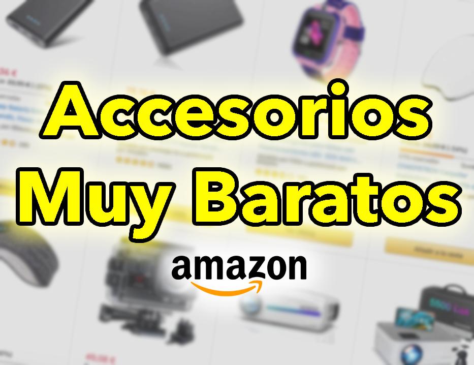 4 accesorios para el móvil muy baratos que deberías comprar: por tiempo limitado