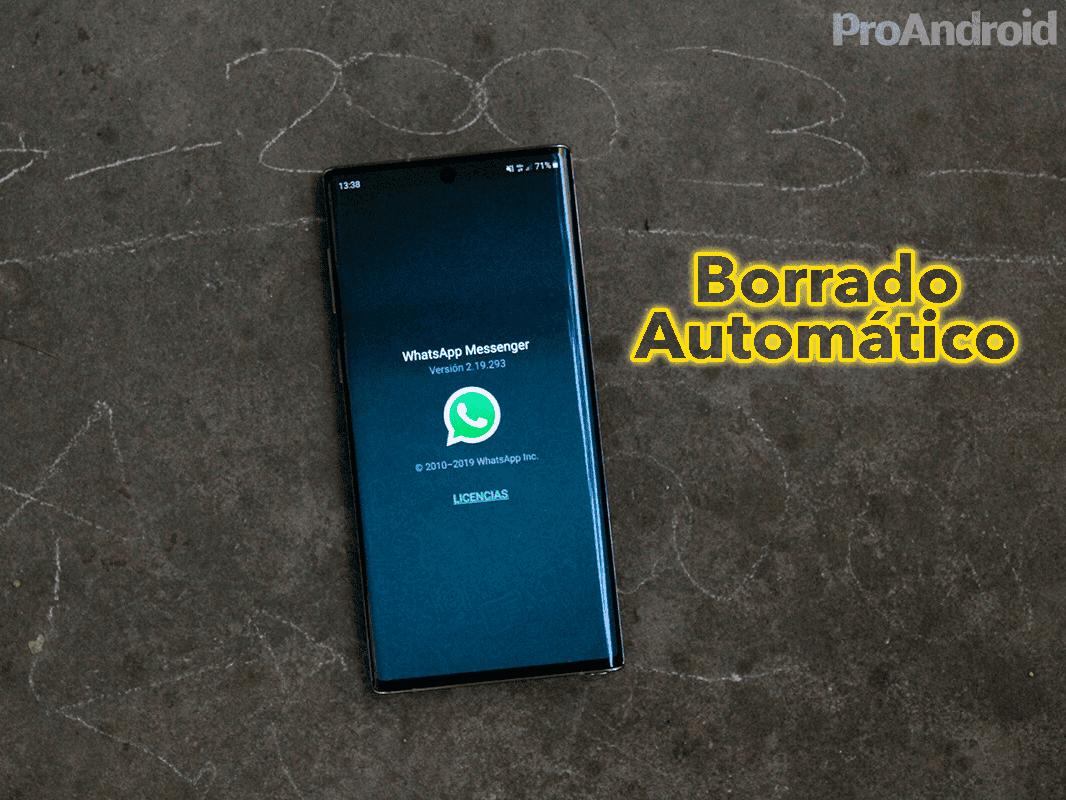Mensajes de WhatsApp que se autodestruyen: la absurda nueva función ya es oficial