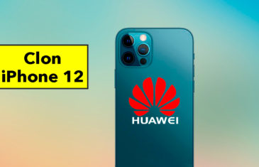 Primer clon del iPhone 12: Huawei copia descaradamente a Apple