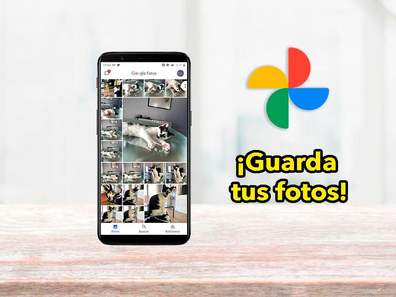 Guarda tus fotos en la nube gratis: cómo hacerlo y todas las ventajas