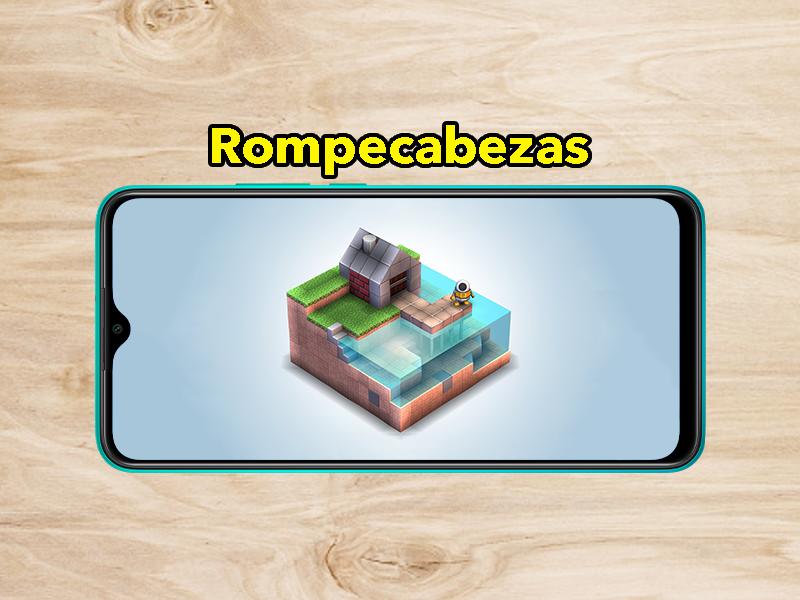 Los mejores Juegos de Rompecabezas para Android: gratis y muy recomendables
