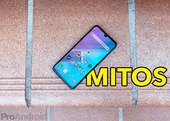 4 mitos sobre móviles Android que debes conocer y olvidar para siempre
