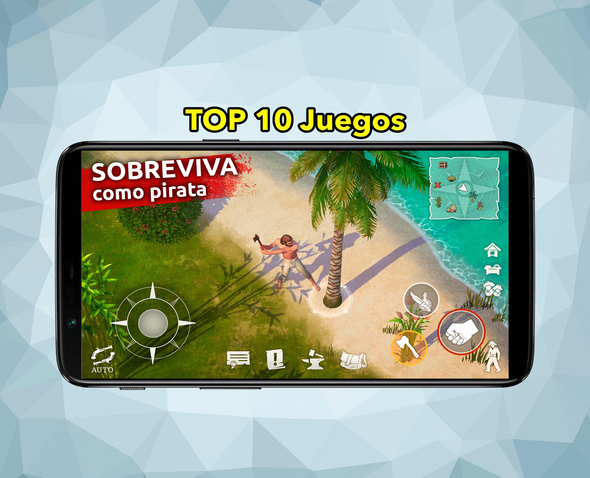 TOP 10 Juegos para Android nuevos y gratis
