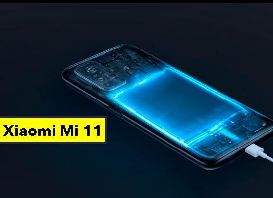 Xiaomi Mi 11 y Mi 11 Pro: la primera imagen real revela sus diseños