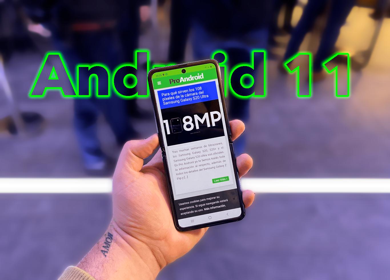 Estas novedades llegarán a tu móvil Samsung con Android 11 y One UI 3.0: interfaz, notificaciones, funciones…, Cloud Pocket 365