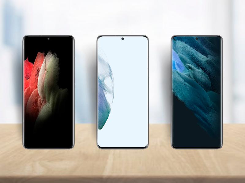 Samsung Galaxy S21: descarga los Wallpapers oficiales