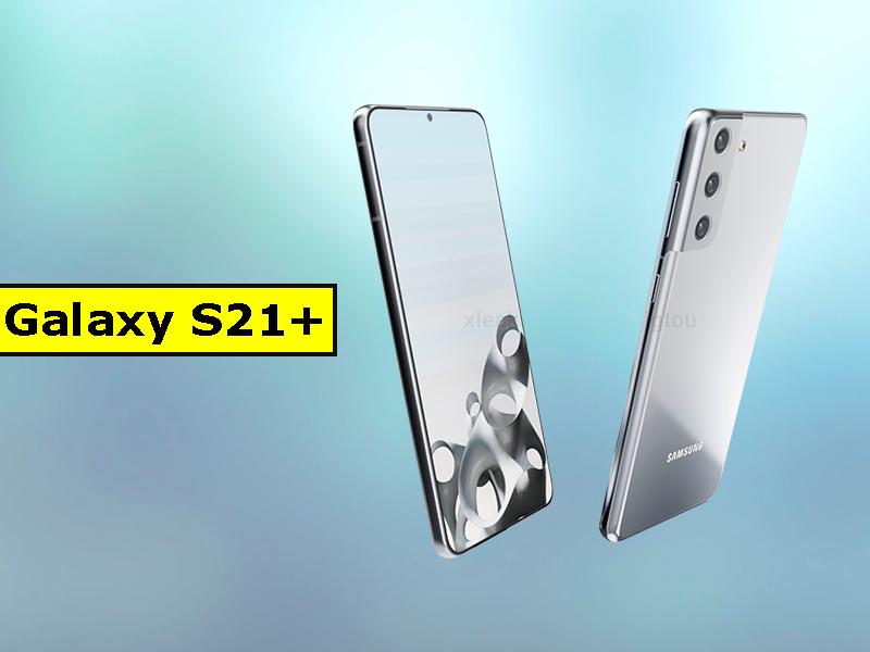 El Samsung Galaxy S21+ podría tener la pantalla más espectacular del mercado