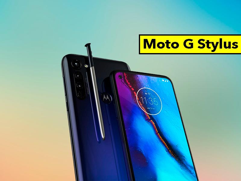 Este es el Motorola Moto G Stylus 2021: filtrado el precio y su diseño completo