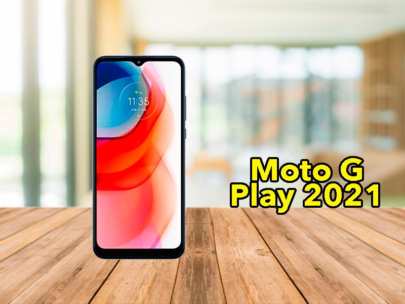 Motorola no aprende: estas son las características filtradas del Motorola Moto G Play 2021